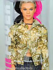 KEN (BLAINE FM) FASHION FEVER 2006 Barbie Doll (Denim Surf & Turf)_K9812_NRFB