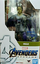 HULK Avengers END GAME Tamashii Nations Bandai SH Figuarts 19cm Nuova