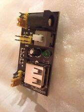 UK SELLER Breadboard Power Supply Module 3.3V 5V Adj BREAD BOARD USB on off swch