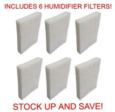 "(6) Replacement Paper Wick Humidifier Filter for Lasko Cascade 7.5"" x 1"" x 12"" D"