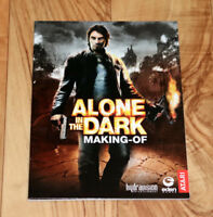 Alone in the Dark Rare Making of DVD PS3 PS2 Xbox 360 2008 Atari