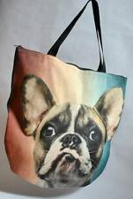 3D bag animal Cute & Unique Gift with FRENCH BULLDOG RAINBOW Handmade!