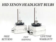 10000K Deep Blue HID Xenon Bulb For Ford Edge 2011-2018 High & Low Beam Set of 2
