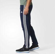 Adidas Ess 3s T Pnt ft Pantaloni sportivi Uomo Blu Collegiate