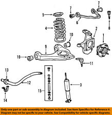 GM OEM Stabilizer Sway Bar-Front-Bushings 15005612