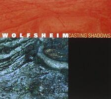 WOLFSHEIM - CASTING SHADOWS  CD NEU