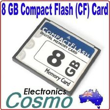8GB 8G Compact Flash CF I II Memory Flash Card For SLR Camera New High Quality