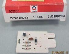 NIB Delco GM Malfunction Indicator Light Module # 12020004 Circuit Module