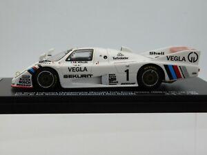 1/43 Bob Wollek Collection 1982 Porsche 936C Mugello #1 Heyer Pescarolo  #KAR002