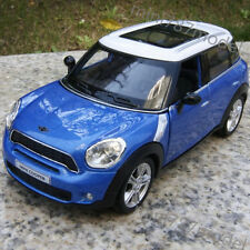 BMW Mini Cooper 5 Inches Alloy Diecast Model Cars Collections&gifts Toys Blue