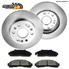 Front Brake Rotors Pair Set for 98-00 Ford Ranger Mazda Pickup 2WD