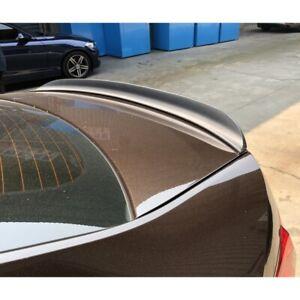 Stock 280 PDL Type Trunk Lip Spoiler Wing For Mercedes Benz E class W210 Sedan