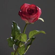 Rose-Brasil rot gross 57cm Kunstblume