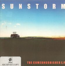 Sunstorm(CD Album)The Come On Go Higher EP-