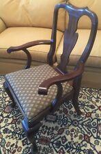HENKEL-HARRIS Mahogany Mount Vernon Arm Chair - Style 110A  No.2