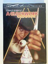 A Clockwork Orange (DVD, 2007, 2-Disc Set, Special Edition) (NEW)