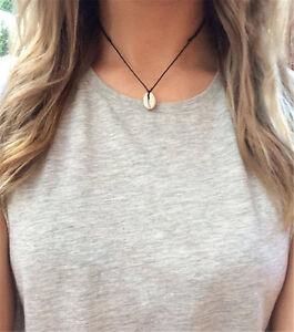 Boho Cowrie Shell Necklace Pendant Hippie Adjustable Beach Mermaid Jewellery