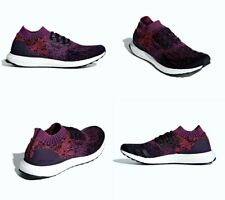Adidas UltraBOOST Uncaged Purple Red Blue Running Shoes Mens Size 10 NIB D97404