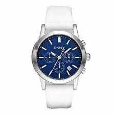 628 - DKNY Armbanduhr Chronograph Edelstahl unisex NY1476 #1