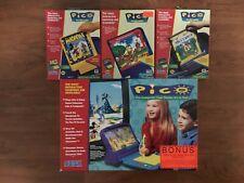 Sega Pico in Box with 3 Games in Box