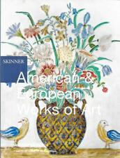Skinner American & European Artworks Boston Auction Catalog May 2017