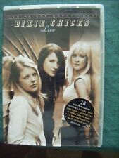 The Dixie Chicks - Top Of The World - Live (DVD, 2003) with INSERT