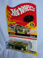 HOT WHEELS SERIES ONE RED LINE CLUB(#004) MTLC LIME DEORA II W/RR(#08685/10000)