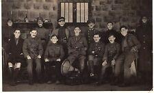 Postcard Edwardian Boys Fancy Dress German Soldiers Officers Hitler RPPC S