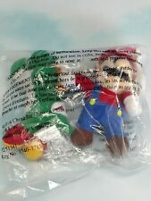 2002 Mario & Yoshi Backpack Clip Ons Promo Item