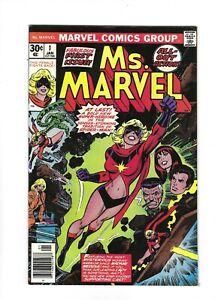 Ms. MARVE #1-#23 complete series w/ #16, #17, #18, 7.0 FN/VF avg, 1977 Marvel