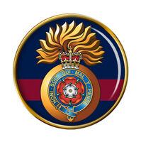 Royal Fusiliers (Ville de Londres Régiment), Armée Britannique Broche Badge