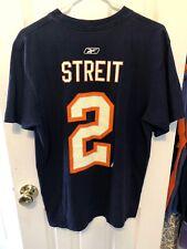 Mark Streit New York Islanders Shirt Size Medium Reebok