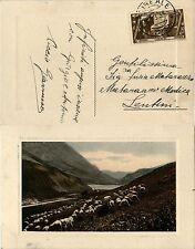 DECENNALE 30c(330)-Cartolina paesaggistica ACIREALE 23.3.1934