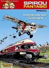 SPIROU UND FANTASIO Spezial Robinson auf Schienen