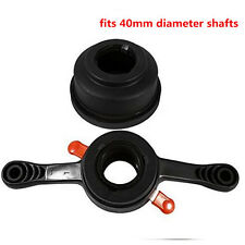 40mm Wheel Balancer Quick Release Wing Nut &Pressure Cup Hub Shaft Nut Equipment