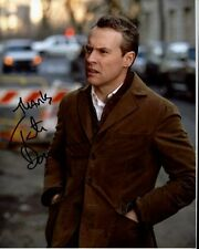 TATE DONOVAN Signed Autographed DAMAGES TOM SHAYES Photo