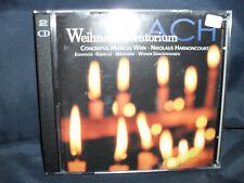 Bach – Weihnachtsoratorium -Concentus Musicus Wien / Nikolaus Harnoncourt -2CDs