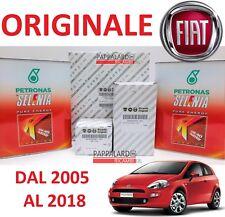 KIT FILTRI TAGLIANDO + OLIO SELENIA FIAT GRANDE PUNTO / PUNTO EVO 1.2 1.4 - GPL