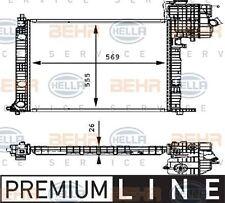 8MK 376 714-321 HELLA Radiatore Raffreddamento Motore