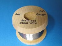 BABCOCK 316L 36 GAUGE STAINLESS STEEL SURGICAL WIRE, V. Mueller /BD/ Carefusion