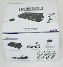 BAFX Infrared IR Repeater / Remote Control Extender - 8 emitters 1 receiver New