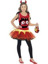Polyester Cartoon Characters Dress Costumes for Girls