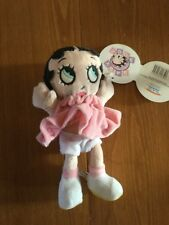 Betty Boop Soft Dolly Doll Teddy Brand New Collectable Soft Toy 8 Inch