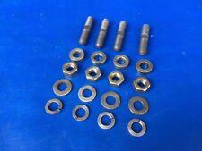 Set of Rotax 277 377 447 503 532 582 618 Engine Mounting Studs & Hardware ROTAX