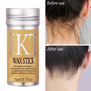 Avocado Modeling Hair Wax Finishing Cream Oil Pomade Stick Hair Fixing Tools