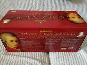 Coffret W.A. Mozart l'oeuvre intégrale (170 cds + 1 Cd Rom) ed Brilliant Classic