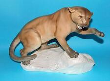 Beswick  figurine ' Puma on rock ' #1702 A Gredington 1st Quality