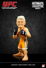 JASON MAYHEM MILLER ROUND 5 UFC SERIES 9 REGULAR EDITION ACTION FIGURE - MINT