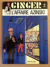 GINGER - T5 ; L'affaire Azinski - EO