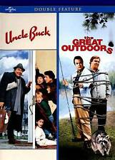 The Great Outdoors/Uncle Buck (DVD, 2012) - Factory Sealed - Free Shipping